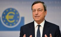 Draghi Causes Global Exuberance