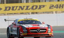 Mercedes Sweeps the Podium at the 2012 Dubai 24 Hours