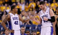 Duke Blue Devils Shooting Too Much for West Virginia Mountaineers