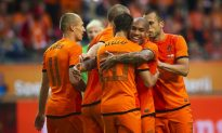 Euro 2012: Netherlands Prepare for Group of Death