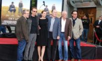 Robert Duvall Immortalized in Hollywood