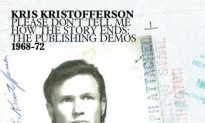 Album Review: Kris Kristofferson – 'Please Don't Tell Me How the Story Ends'