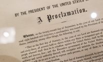 Lincoln's Emancipation Proclamation Turns 150