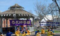 Edmonton Festivities Mark World Falun Dafa Day