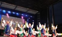 The Art of Ukrainian Folk Dance