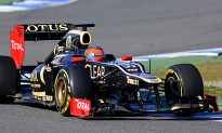 Lotus F1 Withdraws From Barcelona Test