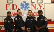 Newborn Baby Saved by Paramedics and EMTs