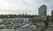 Vancouver, A Dream of Spring