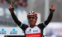 Cancellara Wins Second Tour of Flanders Cycling Classic