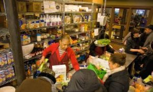 More New Yorkers in Need of Food