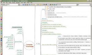 FreeMind: Mind-Mapping Software