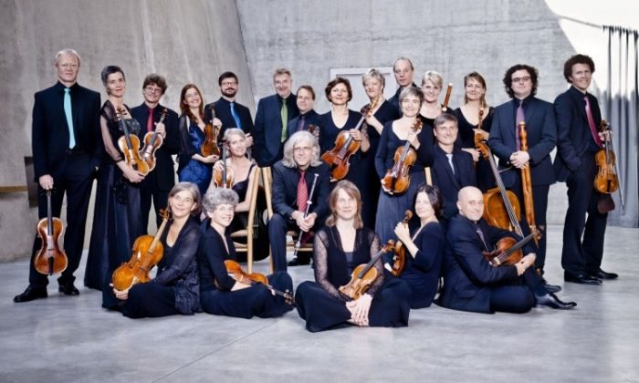 Freiburg Orchestra. (Courtesy of Freiburg Orchestra)