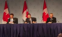 Canada Opens Doors to Media and 'Fake Lake' for G20
