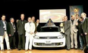 VW Golf Wins NY International Auto Show 2009 World Car