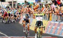 Gatto Takes Surprise Win in Stage Eight of the Giro d'Italia