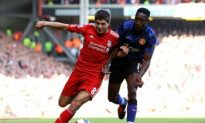 Manchester United Brings on Big Guns to Salvage Point at Anfield