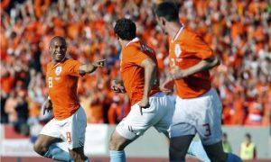 Orange Soccer Fever Spreads in the Netherlands