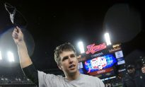 San Francisco Sweeps Detroit, Wins World Series