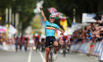 Philippe Gilbert Wins World Cycling Championship