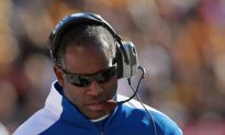 Turner Gill Out as Kansas Football Coach