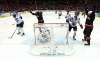 U.S. Crushes Finland 6-1 in Men's Hockey Semifinal Win