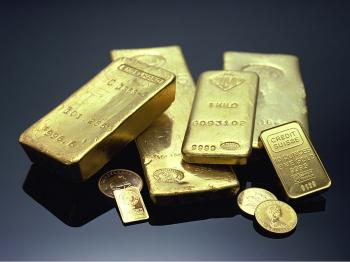 FISCAL SAFE-HAVEN: For centuries gold has served as a stable and reliable form of value. It can be a very good place to hedge your money in today's market volatility.   (Photos.com)