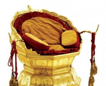 Golden Throne of Ranjit Singh (Victoria and Albert Museum, London)