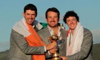 Europe Takes Back Ryder Cup
