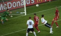 Germany Struggles Past Portugal at Euro 2012