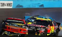 Gordon Penalized for Altercation With Bowyer