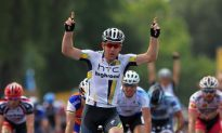 Goss Wins Stage Eight, Horner Wins Tour of California