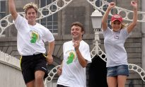 Volunteering Irish to get Skills Passports