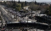 Greek Independence Day Celebrated in Fear