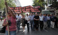 Greek Journalists Strike