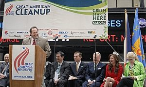 The Great American Cleanup Comes to New York