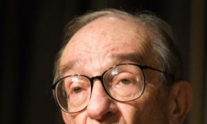 Report: Greenspan Says Housing Market to Stabilize in 2009
