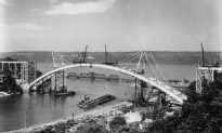 New York City Structures: Henry Hudson Bridge