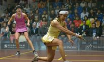 Another Supreme Performance by Nicol David at HK Open