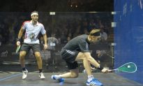 Incident-Packed Men's Semi-Finals at HK Squash Open