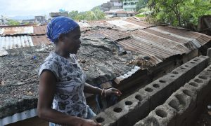 After Sandy, Haiti Faces Massive Food Shortage