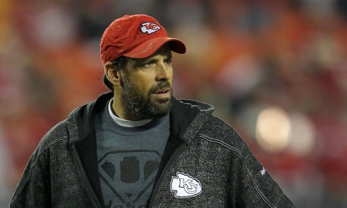 Todd Haley joins Pittsburgh after three years in Kansas City. (Jamie Squire/Getty Images)