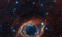 VISTA Views Helix Nebula in Infrared