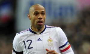 Thierry Henry Coming to New York Red Bulls