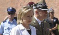 Hillary Clinton Urges Armenian-Azerbaijan Peace Deal