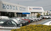 Buying a Car: A Conversation at Honda City