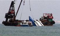 Hong Kong Ferry Collision Kills 38, Police Arrest 7 Crew