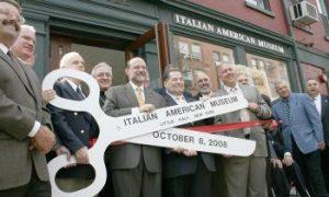 Italian American Museum Opens in Little Italy