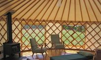 Yurts: Stylish and Earthy Abodes