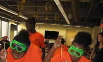Summer Camp Involves Girls in Science, Technology, Math