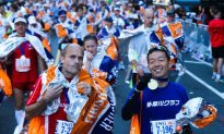 Runners From Around the World Turnout for the NYC Marathon